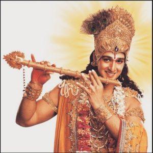 Why Krishna (Bansi Bajaiya / Murlidhar ) always smiles?